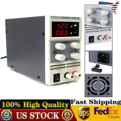Power Supply Kps1203d Adjustable Switch Dc Kps Series Output Ac110v Wpower Cord