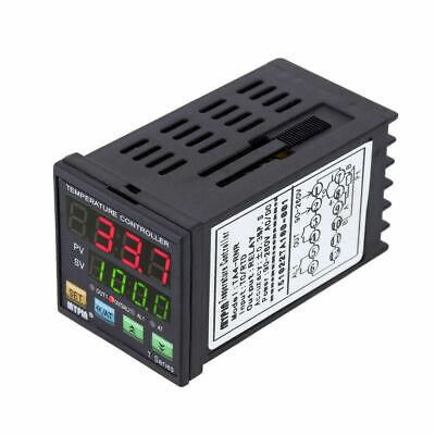 Mypin Ta4-rnr Pid Digital Temperature Controller Thermostat Tcrtd Alarm Relay