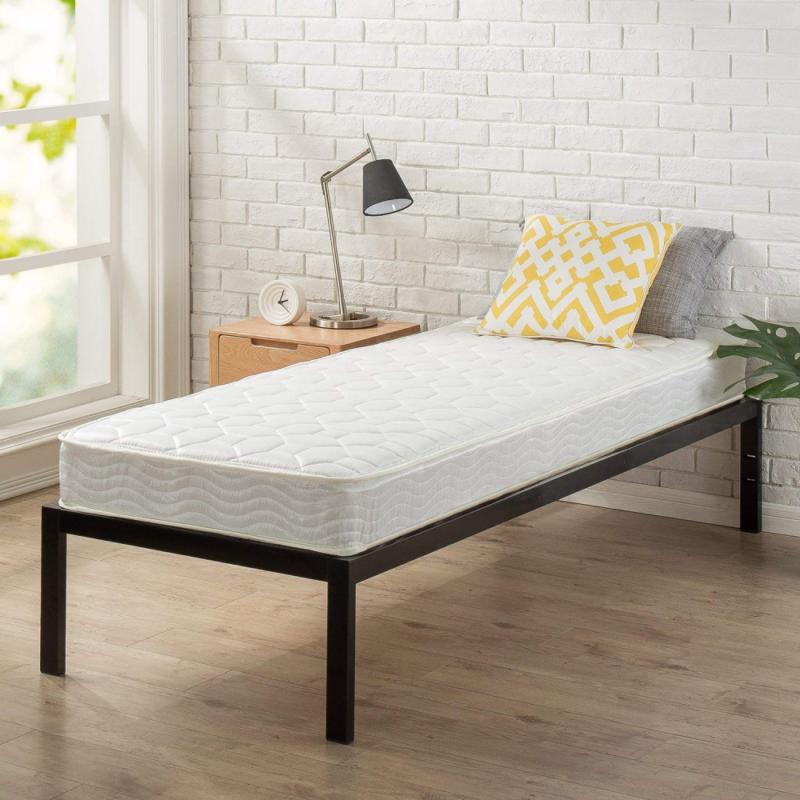Zinus Modern Studio 14 Inch Platform 1500 Metal Bed Frame in