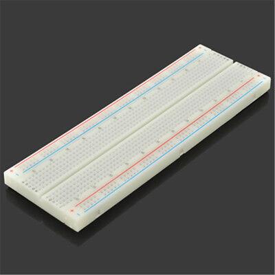 Points Protoboard Mb-102 Solderless Breadboard Pcb Bread Board Test Circuit