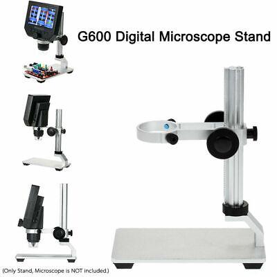 Adjustable Base Stand Holder Bracket 3.2-3.4cm For Usb Digital Microscope Stand