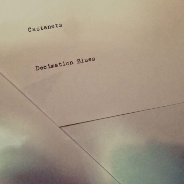 CASTANETS - DECIMATION BLUES  CD NEU