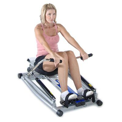 Stamina 1215 Orbital Rowing Machine with Free Motion Arms, S
