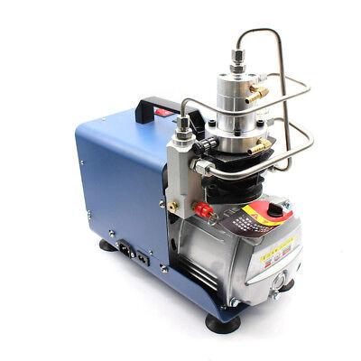 Pressluft Kompressor Hochdruckkompressor Paintball HPA bis 300 Bar/4500PSI