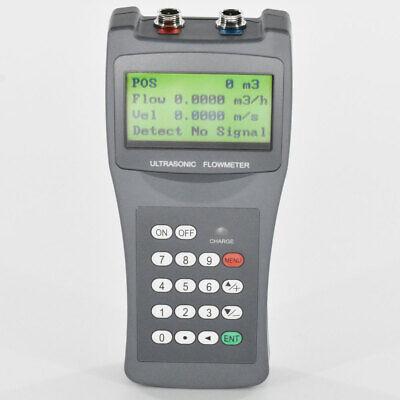 Ultrasonic Flowmeter Tds-100h S2 M2 Transducer Water Flowmeter Dn15-700mm