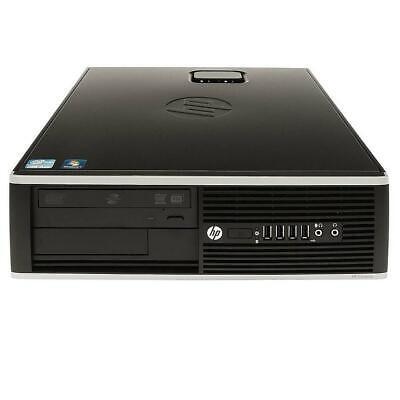 HP Elite 8100 SFF i5 3.2GHz Desktop Computer 4GB RAM 320GB HDD, WIN 10+ WIFI