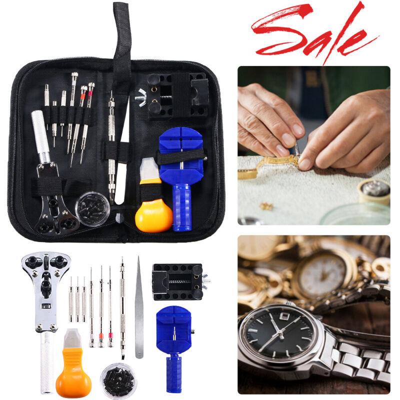 Uhrmacherwerkzeug Federstege Uhrensitift Set Reparaturset Uhrenwerkzeug Konvolut
