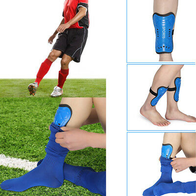 Kids Football Soccer Shinpads Shin Guards Light Soft Foam Protect (Best Shin Guards For Kids)