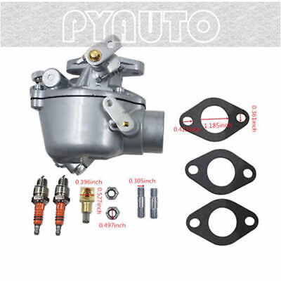 Ifjf Carburetor Carb 181644m1 For Massey Ferguson Mf Tractor Te20 To20 To30