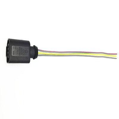 Oil Level Sensor Plug Wiring For Audi A6 Q7 TT A8 VW Passat CC 3B0 973 703 G