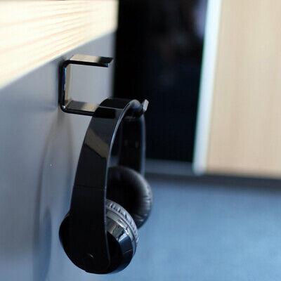 2St Acryl Kopfhörer Ständer Headset Halter Wand Desktop Headset Rack Halterung - Desktop-headset