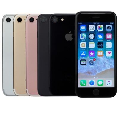 Apple iPhone 7 Smartphone Choose AT&T T-Mobile Verizon GSM Unlocked or Sprint