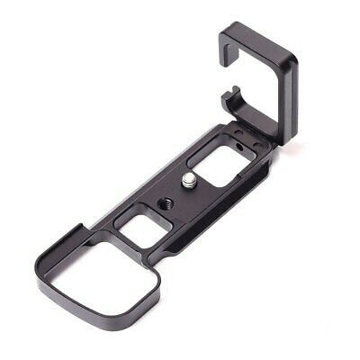 Quick Release QR Vertical L Plate Bracket Holder Grip for SONY A6300 ILCE-6300