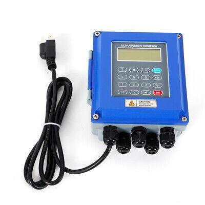 Ultrasonic Flow Meter Tuf-2000b Hosttm-1 Dn32-6000mm 3 Way 4-20ma Input Machine