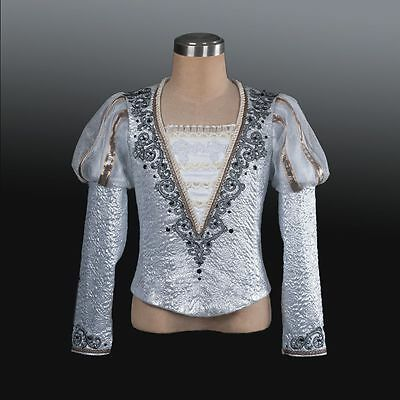 Men & Boy's Ballet Costume Tunics for Dance Custom Made MTO 6 Styles Prince - Prince Outfits For Boys
