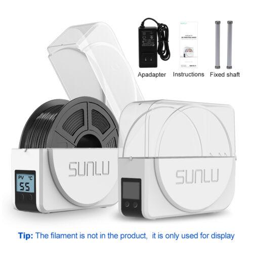 SUNLU 3D Printer Filament Holder Dryer Box Assistant Storage New Arrival