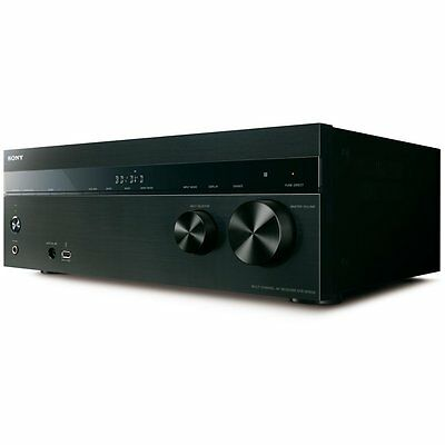 Sony STR-DH550 5.2 Channel 4K Pass-through Surround Sound Audio/Video Receiver
