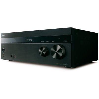 Sony STR-DH550 5.2 Channel 4K Pass-through Surround Sound Audio/Video Receiver