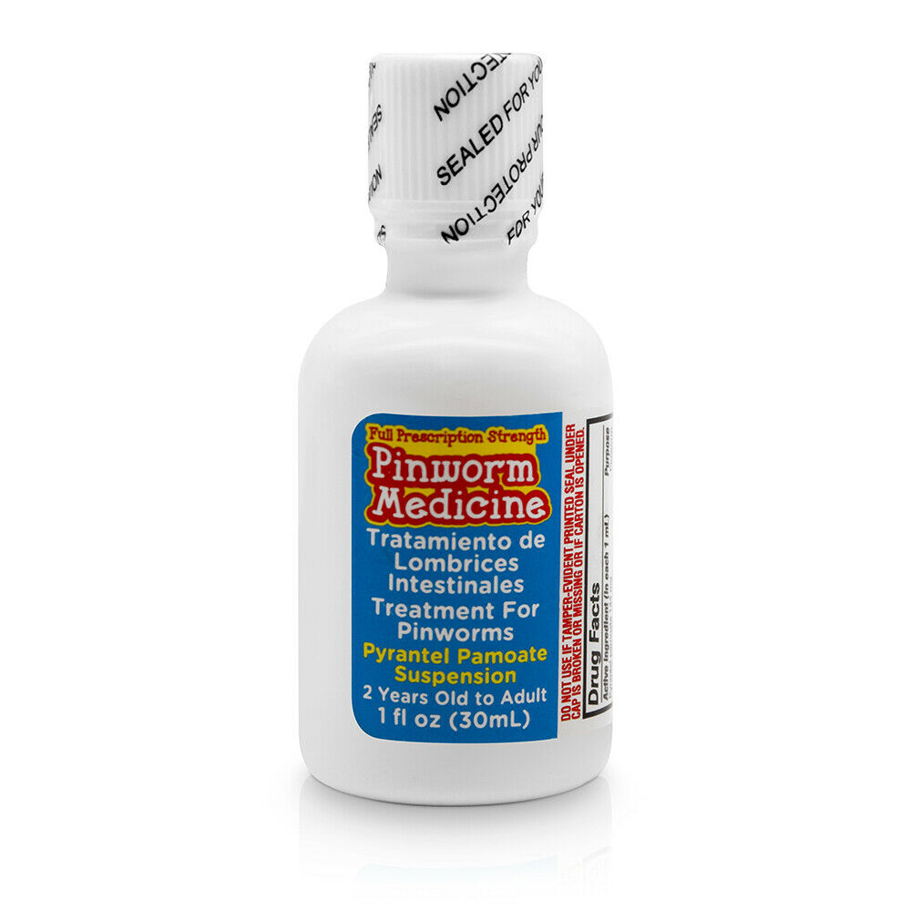 1 Pinworm Medicine Zapotol 1oz / Lombrisaca Intestinal Medicina Zapotol 1oz 1