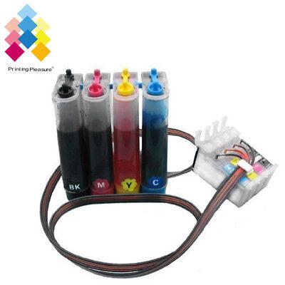 Cis-continuous Ink System (CISS CIS Continuous Ink System PP® for Epson D78 D92 S20 S21 SX100 SX105)