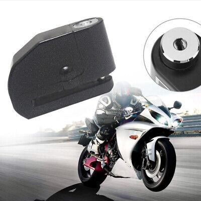 Luckybaby Cerradura de Puerta de almac/én Bicicleta Moto Candado Seguridad IP65 110 Decibel Alarma Antirrobo Sensor de Movimiento Bicicleta Impermeable Bloqueo de Freno de Disco