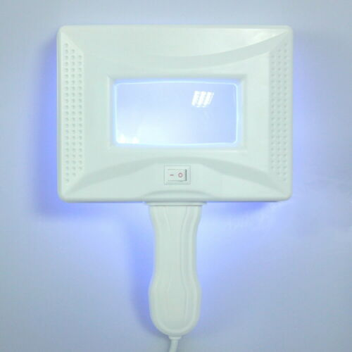 Portable Woods Lamp Skin Analyzer Salon Spa Facial Skin Care Testing Machine