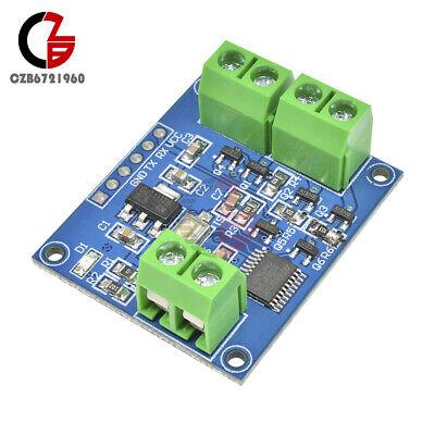 Rgb Led Strip Driver Module 3.3-5v Three Way Mosfet Shield For Arduino Stm32 Avr
