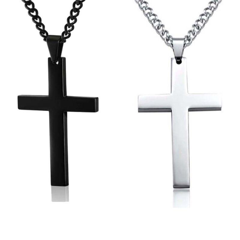 Unisex's Men Cross Fashion Gift