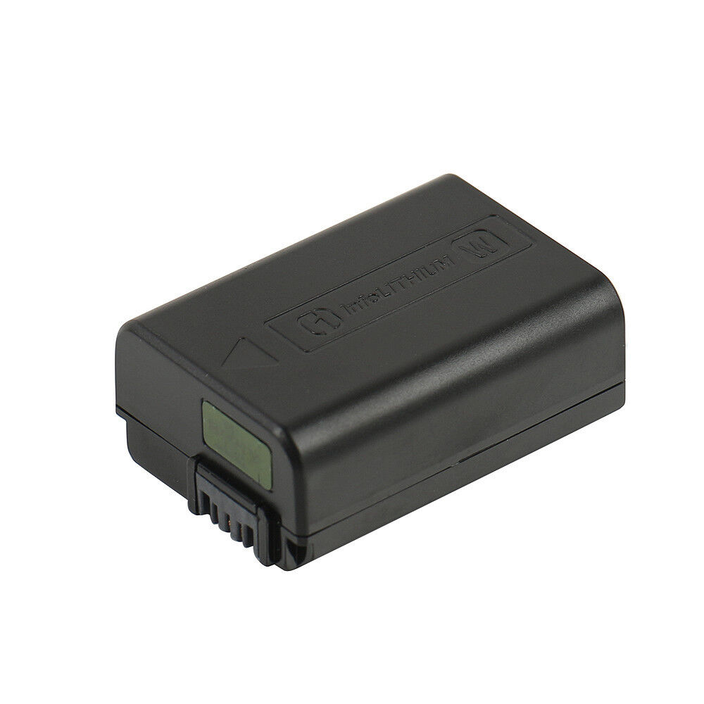 Original  NP-FW50 Battery For Sony A6300 A6000 A5000 A3000 A