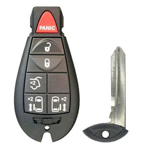 New-Fobik-Remote-Key-Grand-Caravan-Town-Country-6-Button-Transmitter-Fob