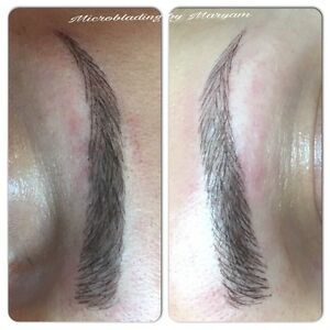 MICROBLADING EYEBROWS ($50 off January special) Cambridge Kitchener Area image 6