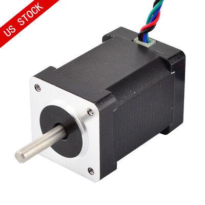 High Torque Nema 14 Stepper Motor 40ncm56.7oz.in 1.5a 52mm 4 Wires 3d Printer