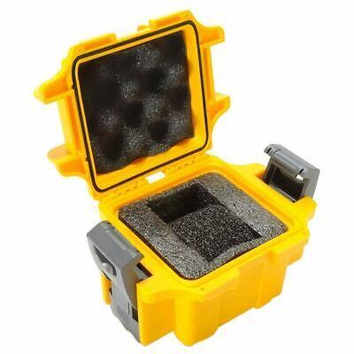 Brand New Invicta YELLOW One Slot Impact Diver's Collector Case/Box