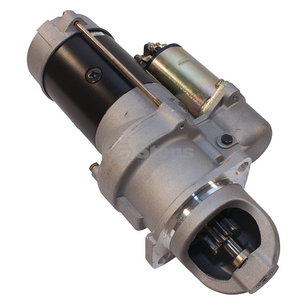 Mega-Fire Electric Starter: Replaces OEM: John Deere SE501428 (435-949)