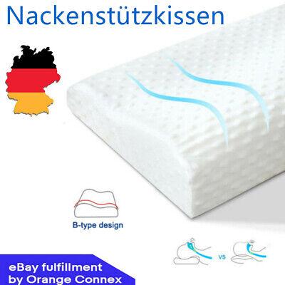 50x30cm Nackenkissen Neck Schutz Kissen Schlafkissen Kopfkissen Kissenhülle