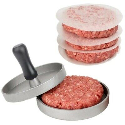 Hamburger Press Maker Non-stick Beef Grill Mold Making Patties Homemade Burger for sale  Shipping to Canada