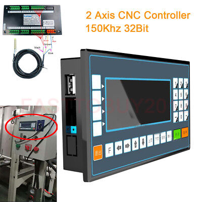 2 Axis Cnc Milling Lathe Motion Controller 150khz Control System 32bit Usb Port