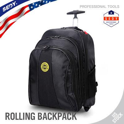 Tools Pro Tool Backpack Heavy Duty Jobsite Tool Bag Perfect Storage & Organizer