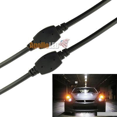 2Pcs High Power Warning Flash Strobe Enable Wiring Module Box For Car Led Light
