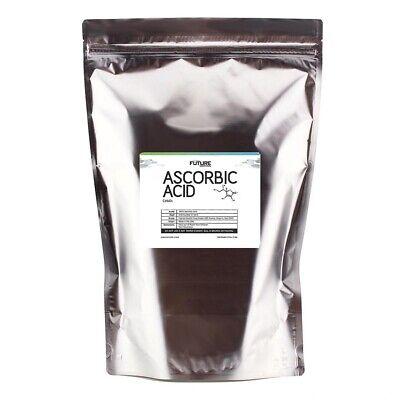 L Ascorbic Acid Vitamin C Super Pure Powder 2.2  lbs GMO Free USP Grade Organic  Organic Vitamin C