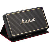 Marshall Stockwell Portable Speaker w/ Bluetooth Connectivity & Aux Port