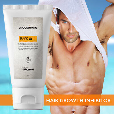 Hair Growth Inhibitor Cream Permanent Body and Face Hair Removal Unisex UK (Permanent Body Hair Removal Cream For Men)
