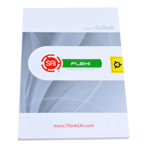 Flexi Starter 11 Cloud Edition Version Cutting Plotting Software for Liyu Cutter