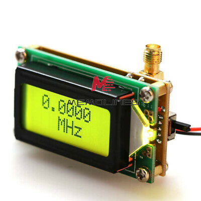 High Accuracy Rf Frequency Counter Meter 1500 Mhz Tester Module For Ham Radio