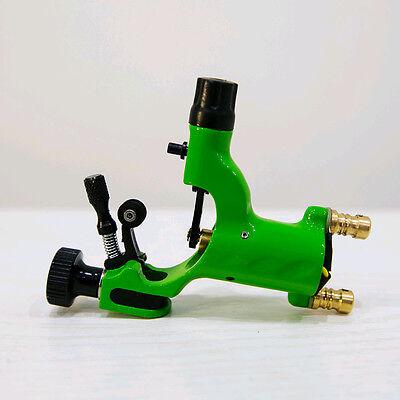 Green Dragonfly Rotary Liner Shader Body Art Tattoo Machine Gun on Rummage