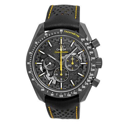 OMEGA Black Ceramic 44mm Speedmaster Moonwatch Apollo 8  311.92.44.30.01.001