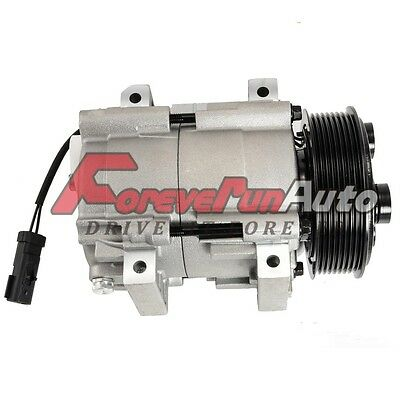 A/C Compressor w/Clutch 68182 For 06-10 Dodge Ram 2500 3500 5.9L 6.7L Diesel
