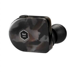 NEW Master  Dynamic MW07 True Wireless Earbuds with Bluetooth 4.2 - Grey Terrazzo Condtion: Like New, Grey Terrazzo