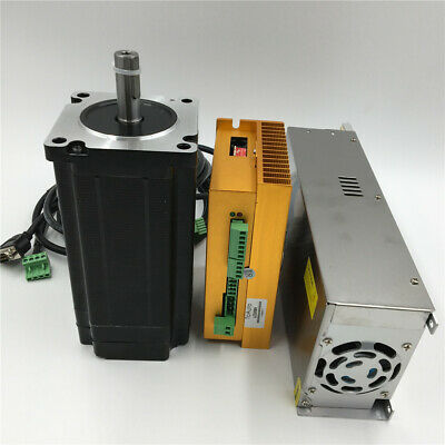 Nema23 1nm Closed-loop Stepper Motor Driver Easy Servo Kit 200w Power Supply