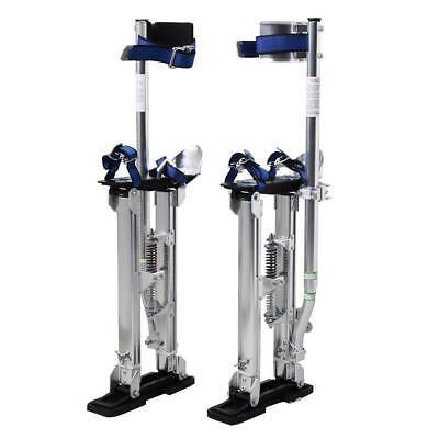 New Pentagon Tool Professional 15 - 23 Adjustable Drywall Stilts Silver